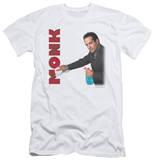 Monk - Clean Up (slim fit) T-shirts