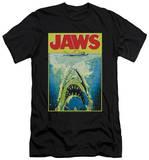 Jaws - Bright Jaws (slim fit) T-shirts