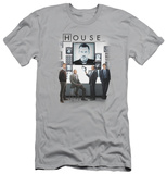 House - The Cast (slim fit) T-shirts