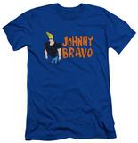 Johnny Bravo - Johnny Logo (slim fit) T-shirts