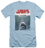 Jaws - Title (slim fit) T-Shirt