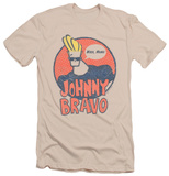 Johnny Bravo - Wants Me (slim fit) T-Shirt