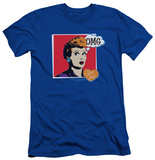 I Love Lucy - I Love Worhol Omg (slim fit) T-shirts