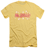 Mr Bubble - Vintage Logo (slim fit) T-shirts