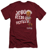 Major League - Jobu Needs A Refill (slim fit) T-Shirt