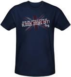 Italian Job - Blow The Doors Off (slim fit) T-shirts