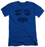 Magnum P.I. - Face It (slim fit) T-shirts