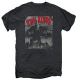 King Kong - City Poster (premium) T-shirts