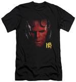Hellboy II - Hellboy Head (slim fit) T-shirts