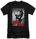 King Kong - Planes Poster (slim fit) T-Shirt