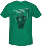 I Married a Monster From Outer Space - Horrible Hunt (slim fit) T-shirts