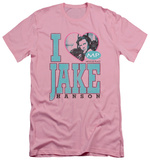 Melrose Place - I Heart Jake Hanson (slim fit) T-shirts
