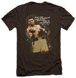 Muhammad Ali - Apologize (slim fit) Shirts