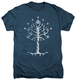 Lord Of The Rings - Tree Of Gondor (premium) T-Shirt