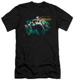 Grimm - Storytime Is Over (slim fit) T-shirts