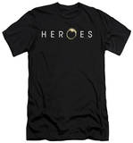 Heroes - Logo (slim fit) T-Shirt