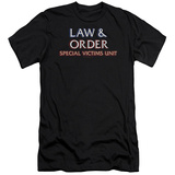 Law & Order: SVU - Logo (slim fit) Shirt