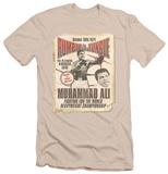 Muhammad Ali - Rumble Poster (slim fit) T-shirts