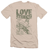Green Lantern - Love Stinks (slim fit) Shirt