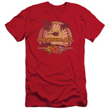 Magnum P.I. - Hawaiian Sunset (slim fit) T-Shirt