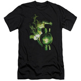 Green Lantern - Lantern Light (slim fit) T-shirts