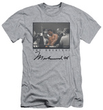 Muhammad Ali - Vintage Photo (slim fit) T-shirts