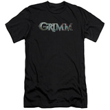 Grimm - Bloody Logo (slim fit) T-shirts