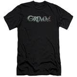 Grimm - Bloody Logo (slim fit) Shirts