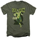 Green Lantern - Retro Oath (premium) T-shirts