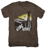 King Kong - Final Battle (premium) Shirts