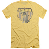 Iron Giant - Patch (slim fit) Shirts