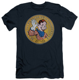 Howdy Doody - Seal Of The President (slim fit) T-shirts
