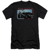 Knight Rider - Kitt (slim fit) Shirt