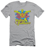 Martian Manhunter - Manhunter Stars (slim fit) Shirt