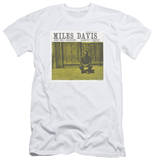 Miles Davis - Miles And Milt (slim fit) T-shirts