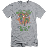 Green Lantern - Keeping It Green (slim fit) T-shirts