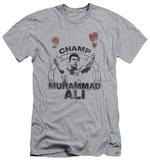 Muhammad Ali - Number One (slim fit) T-shirts