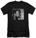 John Coltrane - Smoke Breaks (slim fit) T-shirts