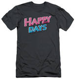 Happy Days - Happy Days Logo (slim fit) T-Shirt