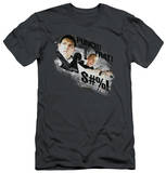 Hot Fuzz - Punch That (slim fit) Shirts