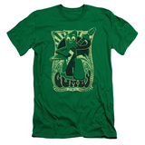 Gumby - Vintage Rock Poster (slim fit) T-Shirt