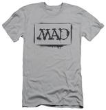 Mad Magazine - Stencil (slim fit) T-shirts