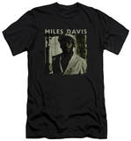 Miles Davis - Miles Portrait (slim fit) Shirts