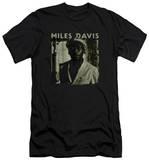 Miles Davis - Miles Portrait (slim fit) Shirts