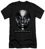 Mirrormask - Mask (slim fit) T-Shirt