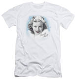 Lucille Ball - In Blue (slim fit) T-shirts