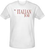 Italian Job - Logo (slim fit) T-Shirt
