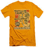 Muhammad Ali - Thrilla (slim fit) T-shirts