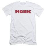 Monk - Logo (slim fit) Shirt