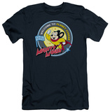 Mighty Mouse - Planet Cheese (slim fit) Shirt
